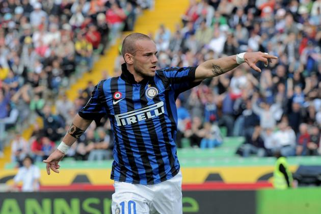 £240k-a-Week AFTER Tax! Sneijder's Wage Demands Scare off Liverpool