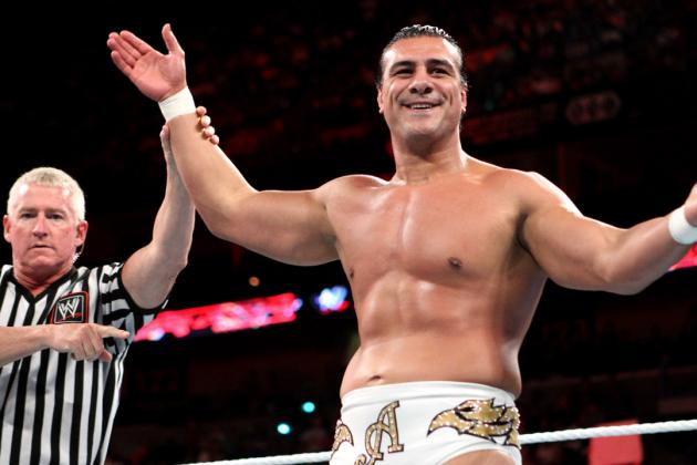 WWE Analysis: Is Alberto Del Rio a Transitional World Champion or the Real Deal?