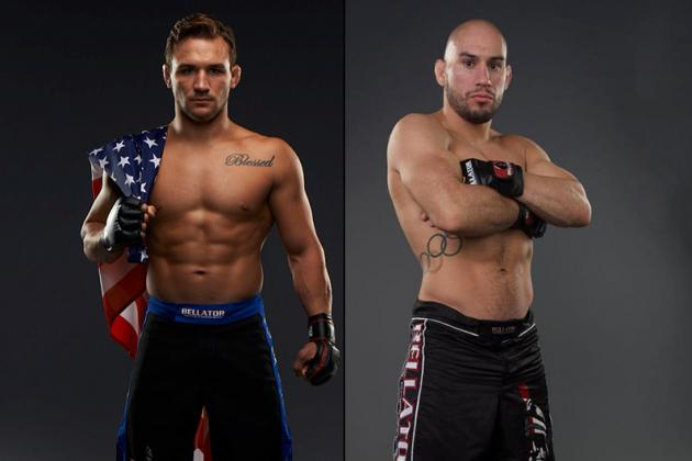Bellator 85: Chandler vs. Hawn Live Results and Play-by-Play