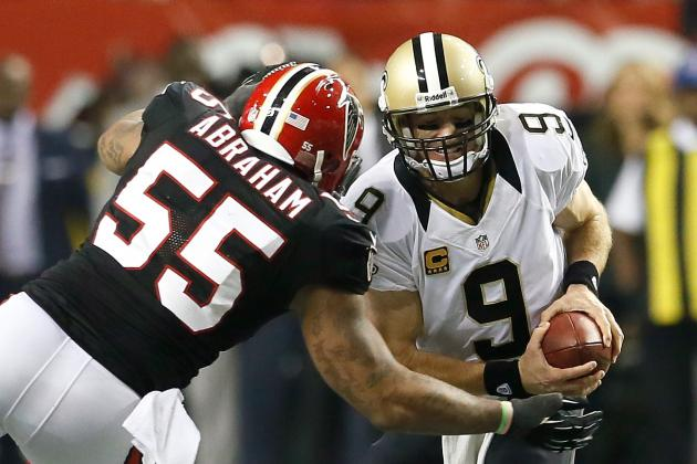 49ers vs Falcons: Defensive Players Who Must Step Up for Atlanta to Win NFC