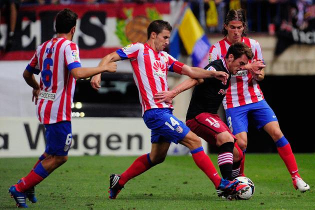Match Report: Atletico Madrid 2-0 Betis