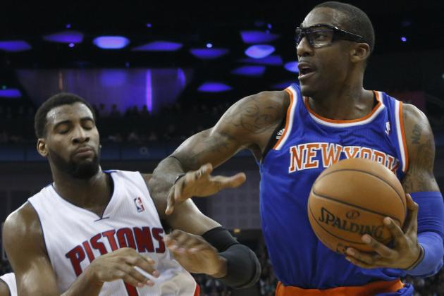 Early Barrage Too Much for Pistons Against Knicks in London