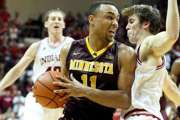 NCAAM Gamecast: Michigan vs. Minnesota