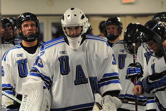 Western Collegiate Hockey Association Accepts Alabama-Huntsville for 2013-14