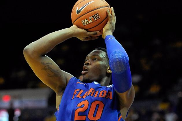 NCAAM Gamecast: Florida vs Texas A&M