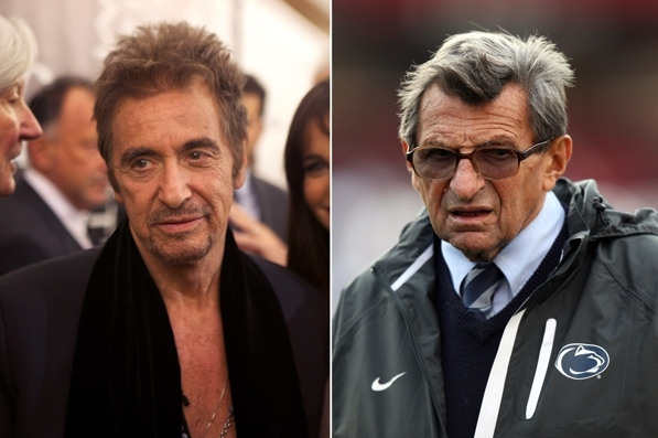 Al Pacino to Play Penn State's Joe Paterno in 'Happy Valley' Movie