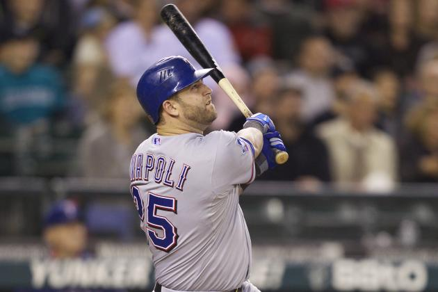 2013 Boston Red Sox: Mike Napoli Signs with Team for $5 Million