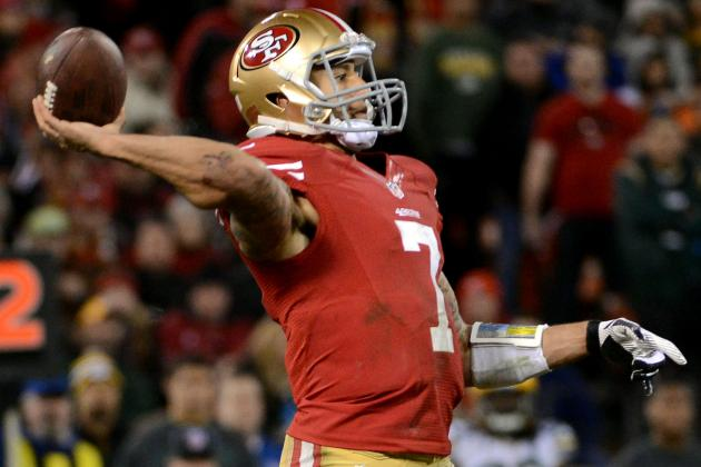 49ers vs. Falcons: Colin Kaepernick Will Be Too Much for Atlanta to Handle