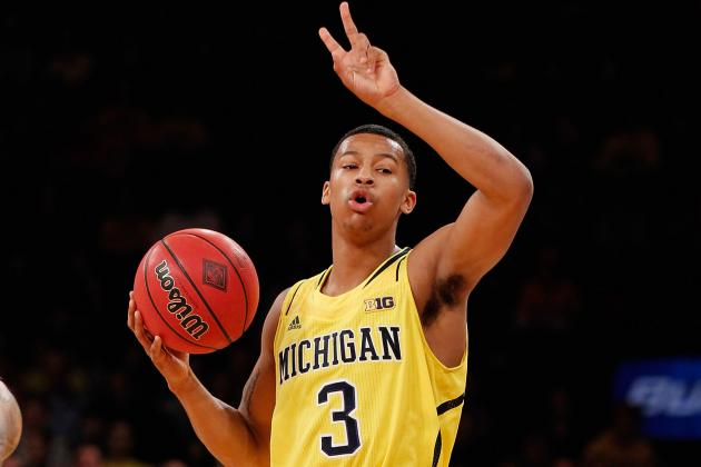 Trey Burke to Be Featured on BTN's the Journey