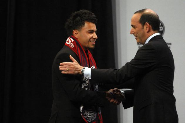 MLS SuperDraft: Chivas USA nab Alvarez with No. 2 pick