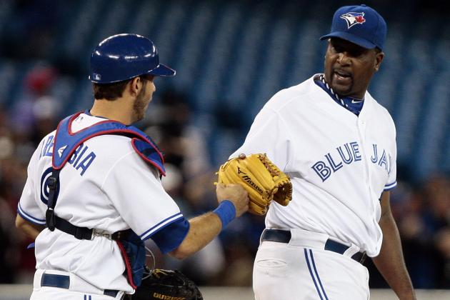 With Darren Oliver Back, Blue Jays' Bullpen Battle Heats Up