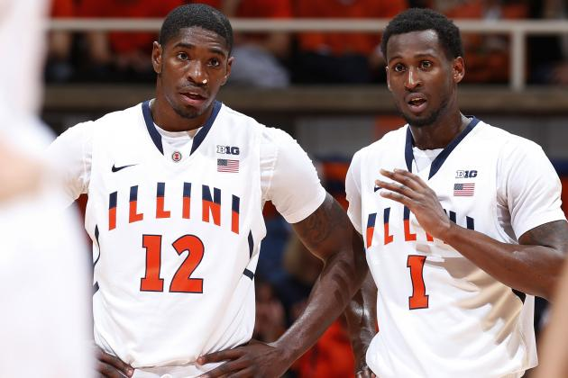 NCAAM Gamecast: Northwestern vs Illinois