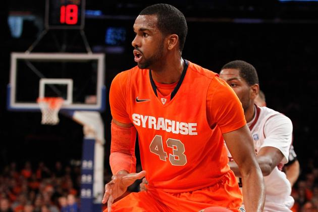 Syracuse Forward James Southerland's Suspension Related to NCAA Investigation