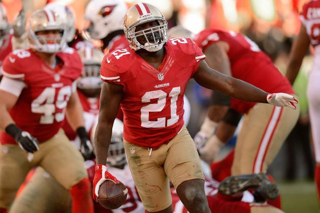 NFL Playoffs 2013: Predicting Production of Top Running Backs in Title Games