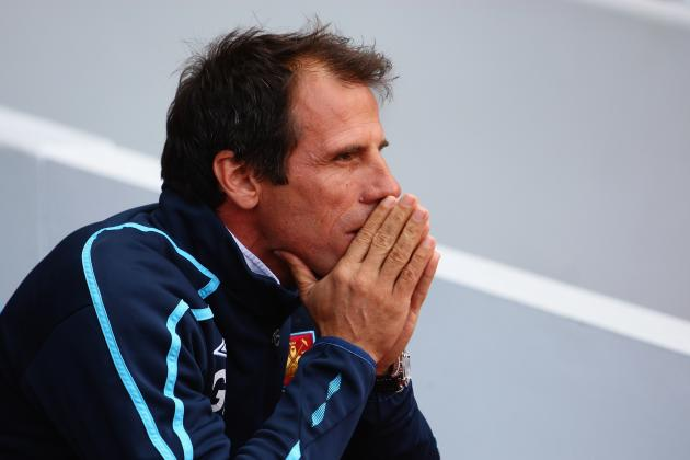 Legendary Zola Eyes Blues Return