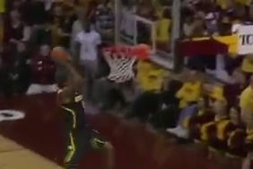 Glenn Robinson III Throws Down 360 Jam
