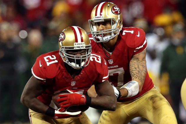 San Francisco 49ers Notebook: Frank Gore Warms Up to 'pistol' Offense