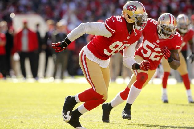 San Francisco 49ers: Fangio Not Worried About Aldon Smith's Sack Drought