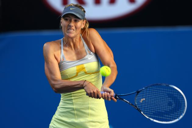 Australian Open 2013 TV Schedule: Complete Listings for Day 5 Action