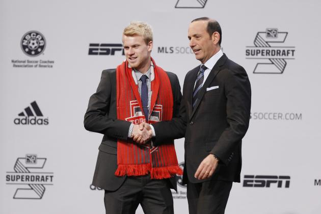 MLS SuperDraft: Busy Toronto emerges stronger, richer - ESPN FC