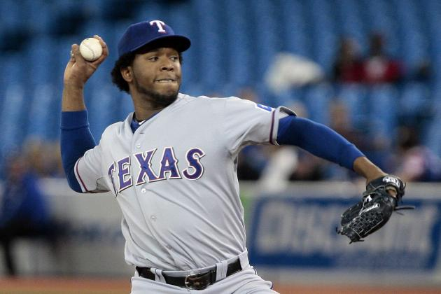 Neftali Feliz Agrees to One-Year $2.9 Million Deal, Plus Incentives