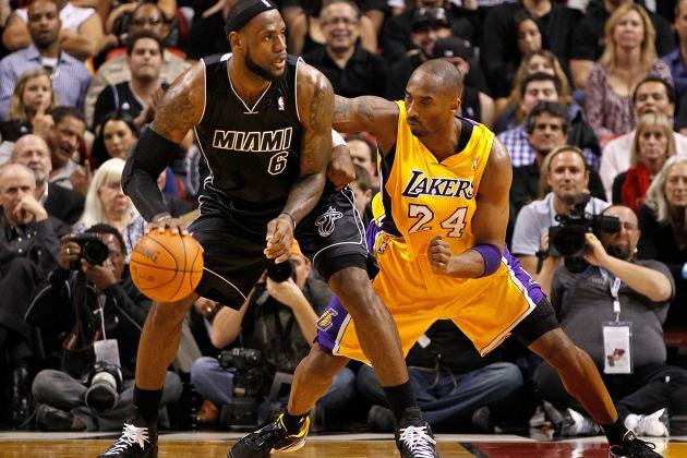 NBA Gamecast: Miami vs. Los Angeles