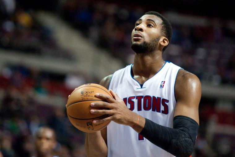 The Detroit Pistons' Playoff Hopes Rest on Andre Drummond's Minutes
