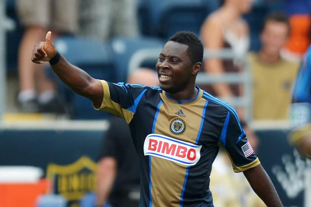 Union Pick Andling and Okai in MLS SuperDraft, but Adu Steals the Headlines