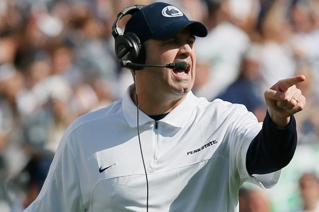 Bill O'Brien Named Bear Bryant Coach of the Year