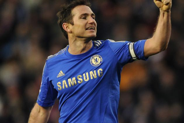 Report: Lampard Move from Chelsea to LA Galaxy Is