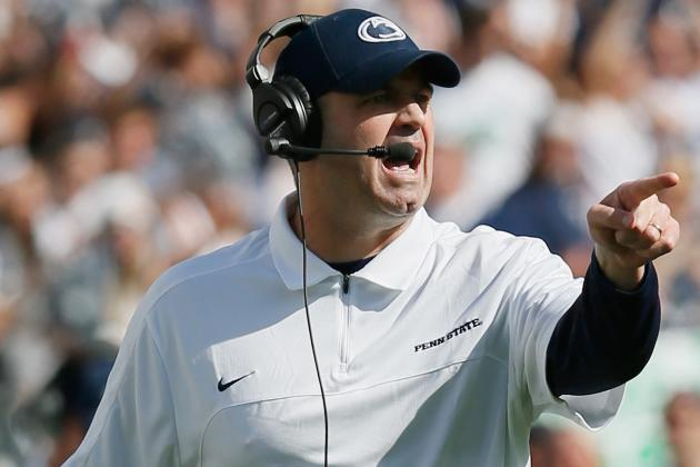 Penn State's O'Brien Wins Bear Bryant Award