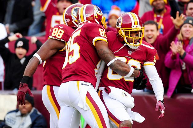 Washington Redskins' Top Receivers Will Cost $7 000,000 More for 2013 NFL Season