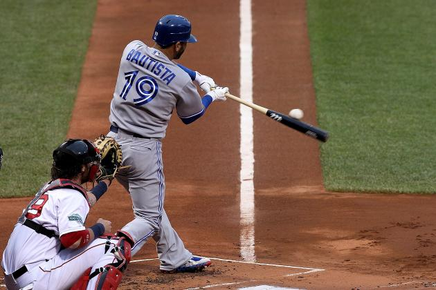 Why 2013 Will Finally Be Jose Bautista's MVP Season