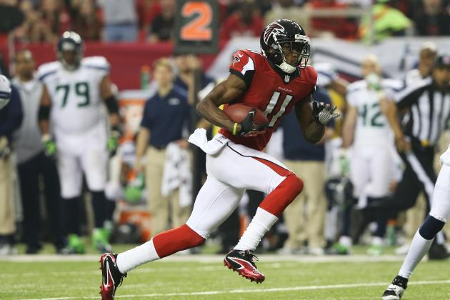 NFC Championship 2013: Fast and Loose Is How the Atlanta Falcons Will Prevail