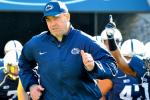 Penn State's O'Brien Wins Bear Bryant Coach of the Year Award