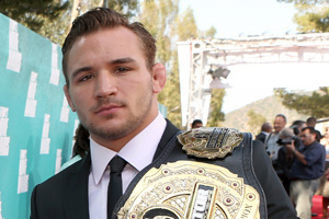 Winner: Michael Chandler