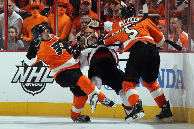 Sources: Laughton on Roster; Briere to Non-Roster/injured