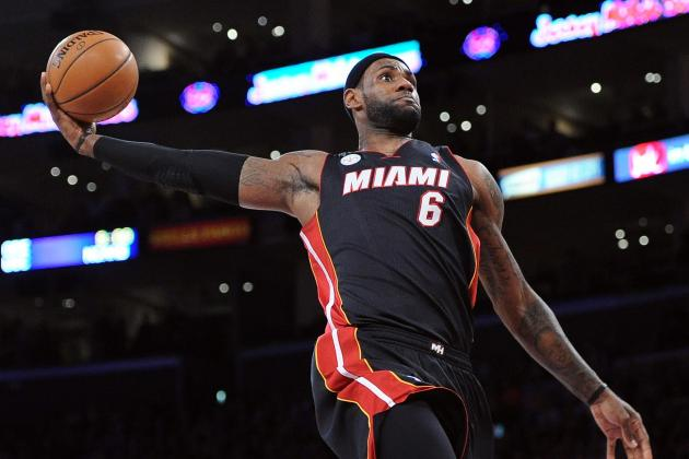 LeBron James' Disregard for Stats Proves He's NBA's MVP