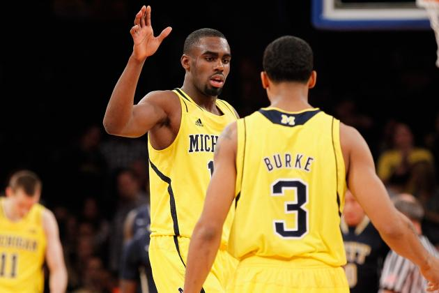 Michigan Makes a Statement on the Road, Dropping Minnesota, 83-75