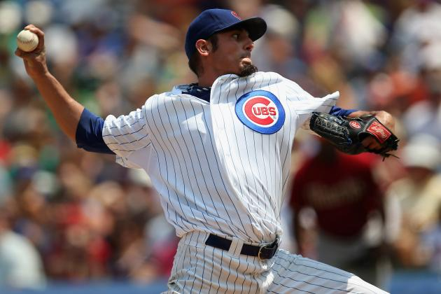 Matt Garza Agrees to 1-Year, $10.25 Million Deal with Cubs to Avoid Arbitration