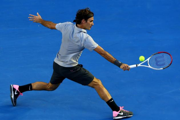 Roger Federer: Swiss Legend Will Advance Past Bernard Tomic at Australian Open