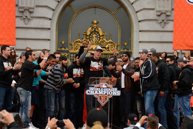 Nationals Are Perfectly Set Up to Follow Giants' World Series Blueprint for 2013