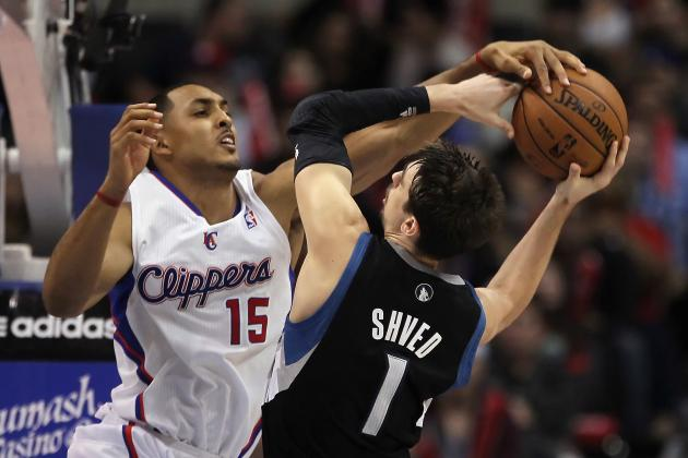 Rapid Reaction: Clippers 90, Wolves 77