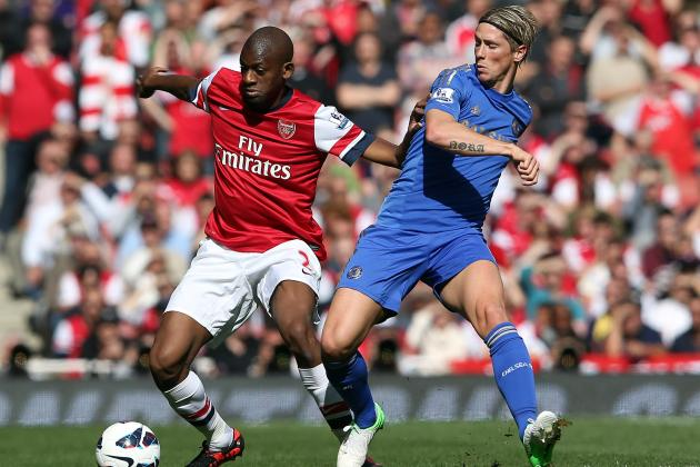 Chelsea vs. Arsenal: Complete Preview, Team News and Projected Lineups