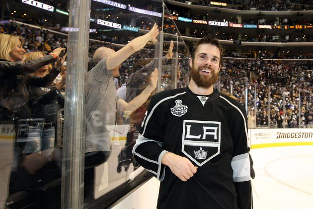 Bodnarchuk to Waivers, Muzzin Likely to Replace Willie Mitchell