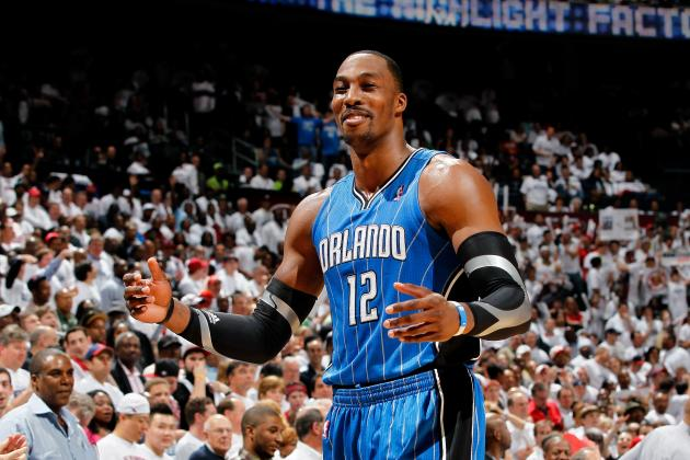 Dwight Howard to Lakers: Superman Reportedly Heading to LA in 4-Team Trade