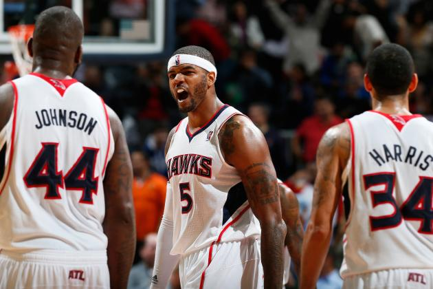 NBA Rumors: Latest on Possible Trades Involving Josh Smith, Rudy Gay and Others