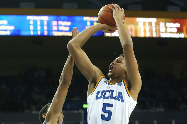 UCLA Basketball Beats Oregon State, 74-64