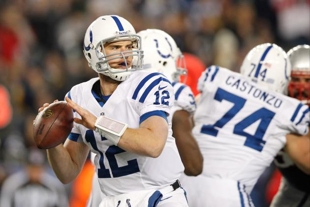 Indianapolis Colts Seek Competitive Edge in 2013 NFL Offseason