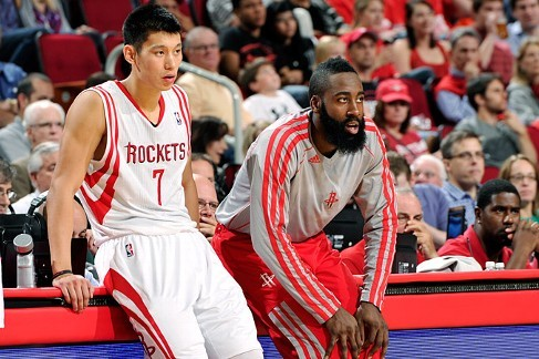 Is Jeremy Lin Holding James Harden Back?